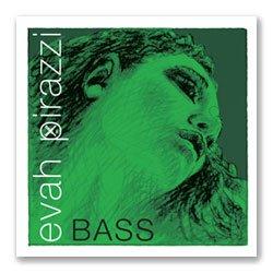 Pirastro Evah Pirazzi 3/4 String Bass G String - Medium Gauge - Chromesteel/Synthetic Fiber